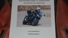 """LIBRO """"REFLEXIONES SOBRE LA CONDUCCIÓN DE MOTOS DE CARRETERA"""""""
